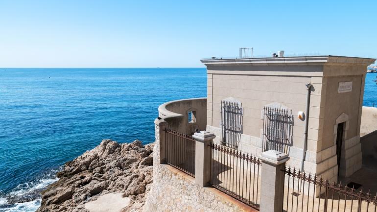 Marégraphe de Marseille