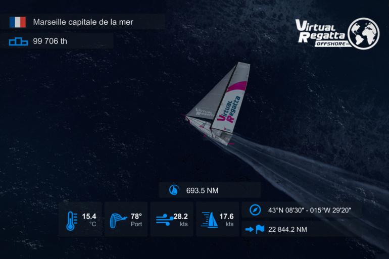 Marseille capitale de la mer en course sur le Vendée Globe